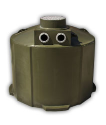 1250 Litre Underground Water Tank