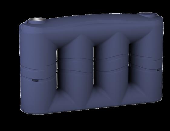 3000 litre camel water tank