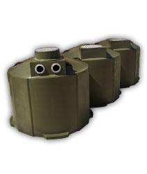 3750 Litre Underground Water Tank