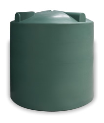 13500 Litre Round Water Tank