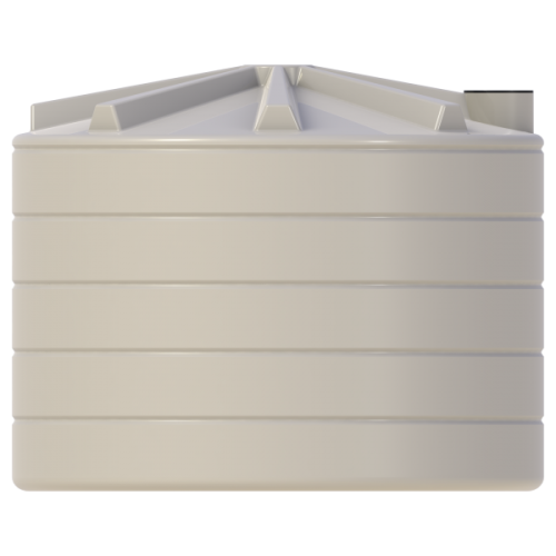 14000 litre round water tank