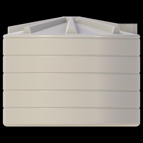 14000 litre round water tank
