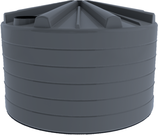 22500 litre round water tank
