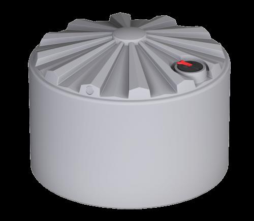 23000 litre round water tank