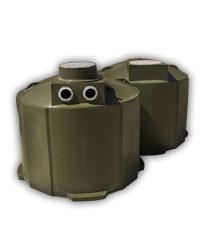 2500 Litre Underground Water Tank