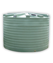 25000 Litre Round Water Tank