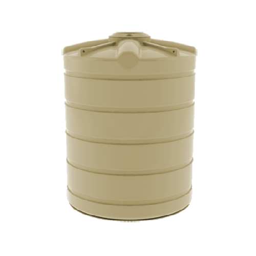 2500 litre round water tank adelaide