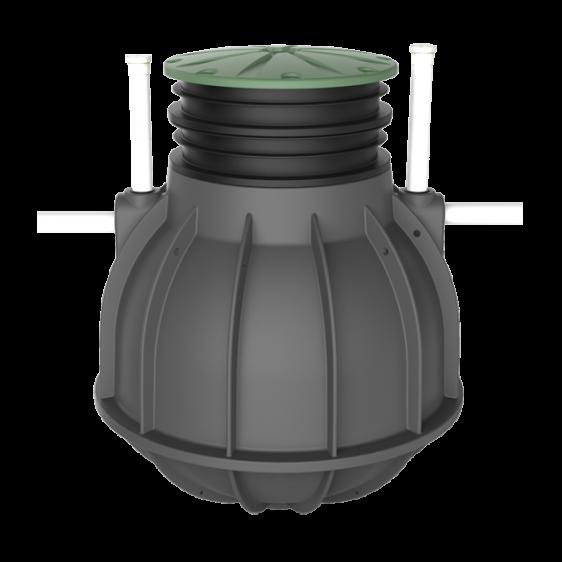 3000 litre septic tank