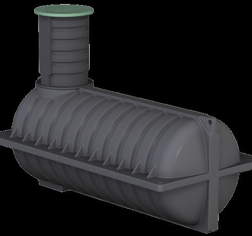 3000 litre underground tank