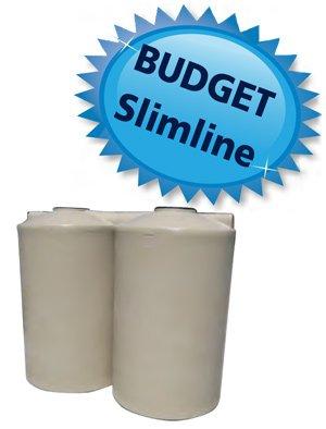 5000 Litre Budget Slimline Water Tank