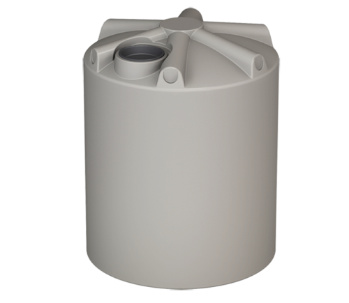5000 litre round water tank