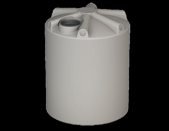 5000 litre round water tank