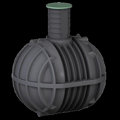 5000 litre underground tank