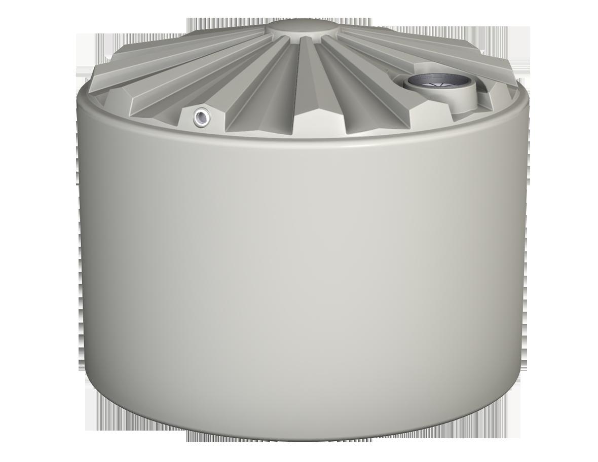 28000 litre round water tank
